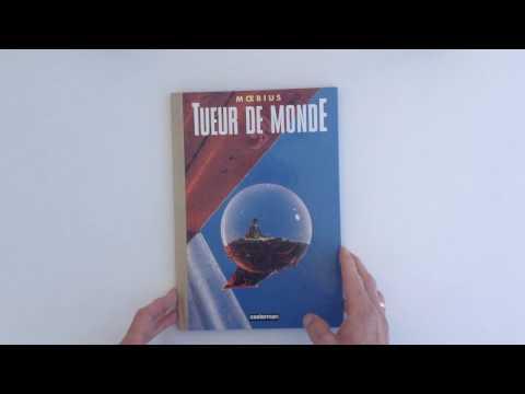 Moebius Tueur de Monde - QuickLook/CoolBook -