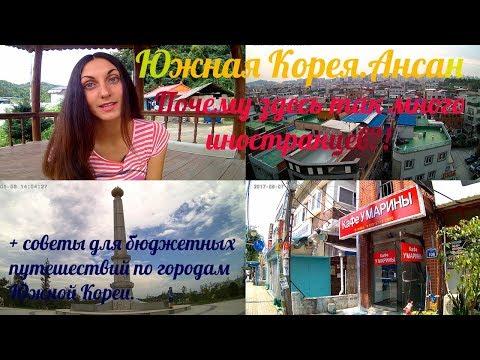 Южная Корея. Ансан. Русский район. Бизнес и условия жизни.