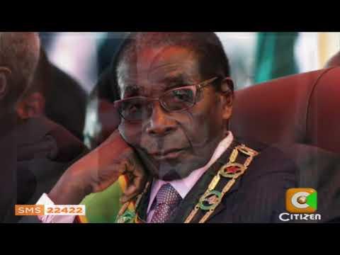 Former Zimbabwe's president Robert Mugabe has died