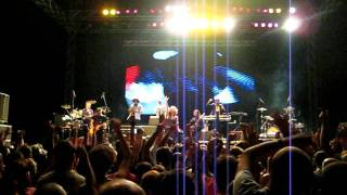 Thievery Corporation Live in Athens 2011 - All that We Perceive