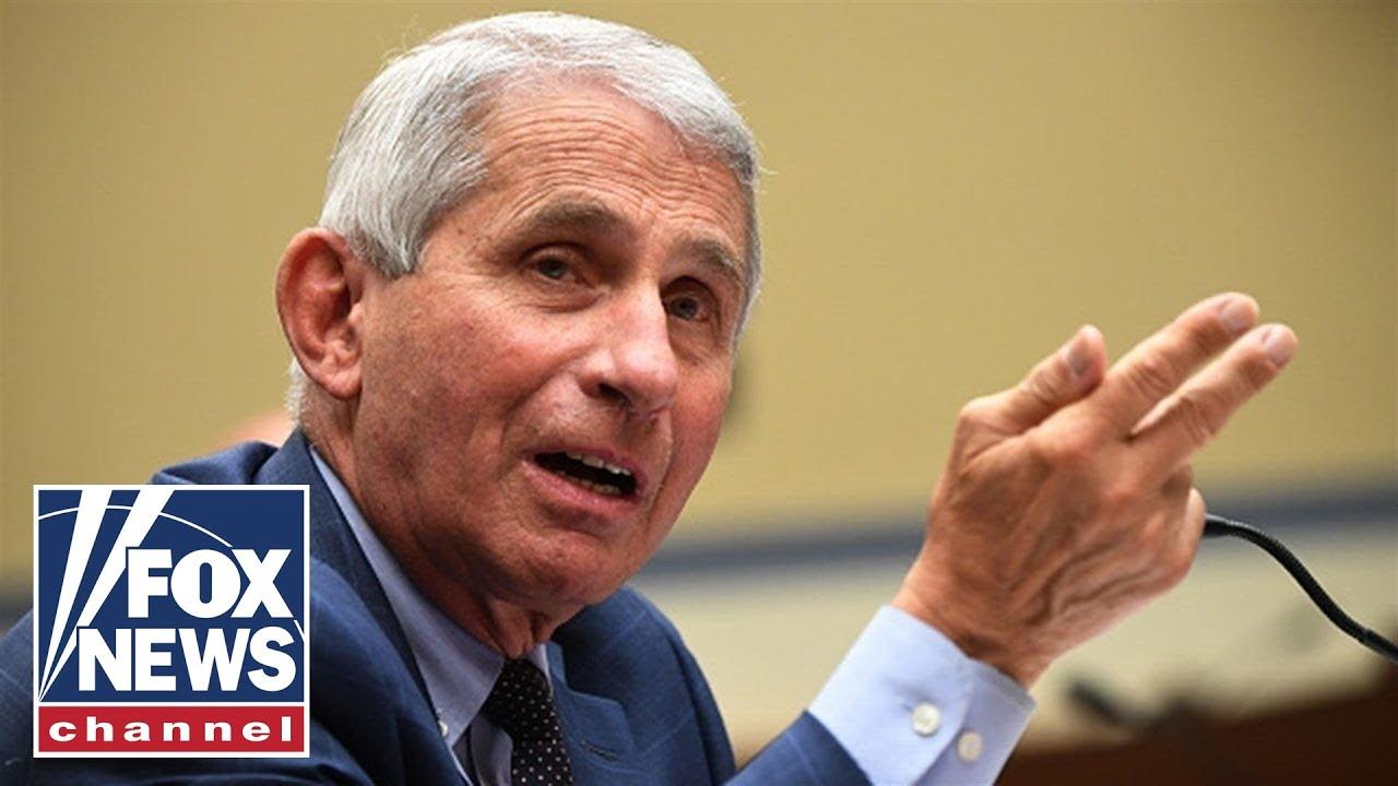 Dr Fauci corrects CNN blunder on coronavirus vaccine plan
