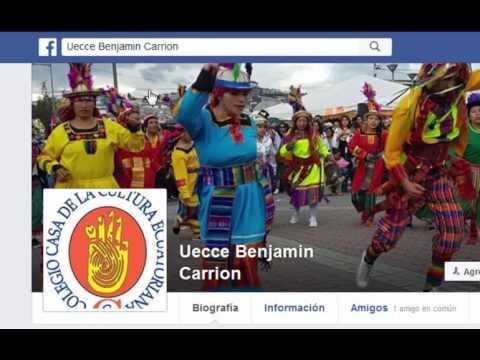 UNIDAD EDICATIVA CASA DE LA CULTURA ECUATORIANA BENJAMÍN CARRIÓN