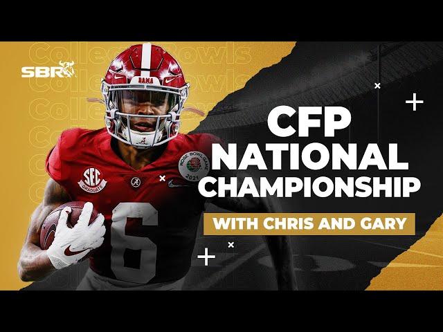 Alabama vs. Ohio State Picks and Predictions   2021 CFP National Championship