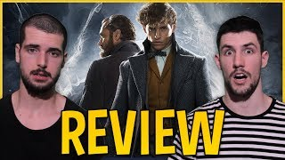 FANTASTIC BEASTS: THE CRIMES OF GRINDELWALD Is A Crime - Review