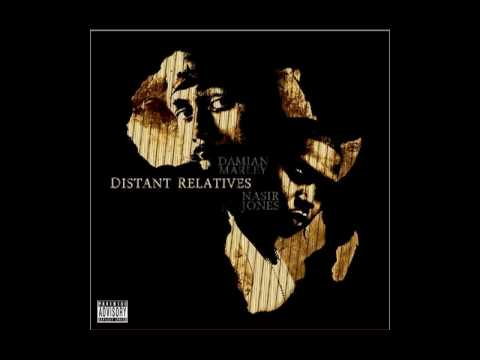 Nas & Damian Marley - Distant Relatives (full album)