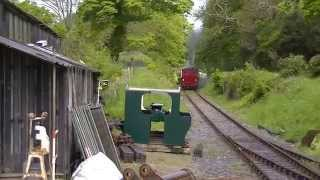 "Plym Valley Railway ""Albert"" 11.05.2014"