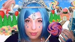 Candy Queen ASMR Role Play For Relaxation (ASMR) (3D Binaural)