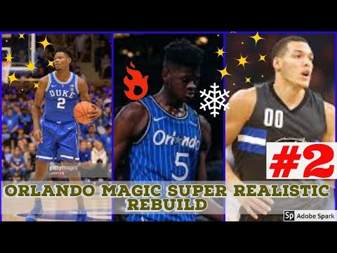 Orlando Magic SUPER REALISTIC Rebuild (Part 2)!! Lots of Injuries for Key Players??