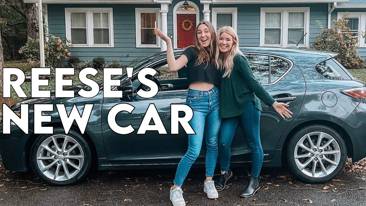 Download OUR TEEN DAUGHTER BOUGHT HER FIRST CAR!! 🎉❤️