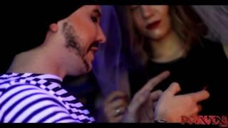 Видео с вечеринки Halloween-2014 в баре XxxX на Звенигородской