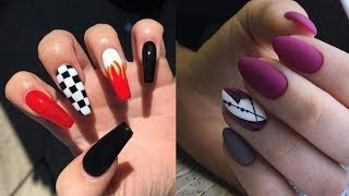 Nail art compilation for extreme long nails || extreme nail art designs compilation #2