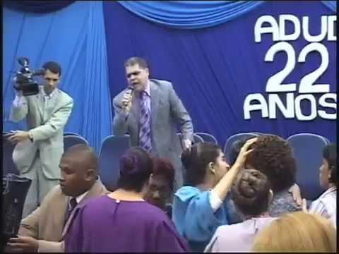 Pr Marcos Pereira Pregação Forte
