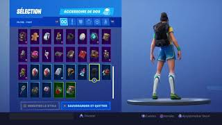 I VEND MY FORTNITE COMPTE (galaxy skin, gingerbread....)