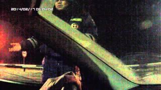 Пост ДПС Калмыкия, граница с Дагестаном 1(ИДПС калмык с электрошокером., 2014-09-16T08:54:58.000Z)
