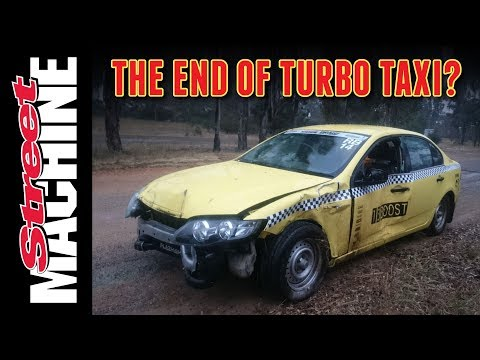 CARNAGE Episode 9: Turbo Taxi - Part 5 - IS TURBO TAXI DEAD?