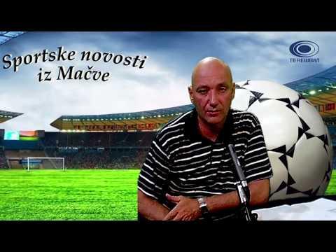Sportske novosti iz Mačve-Radio Nešvil 29.05.2017.