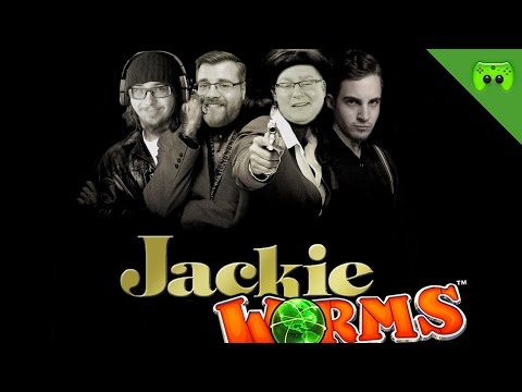 JACKIE WURM 🎮 Worms Clan Wars #212