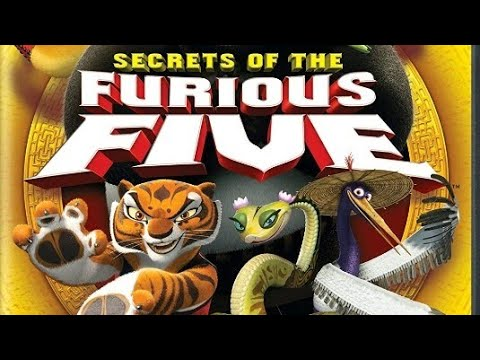 Download Opening to Secrets of the Furious Five 2008 DVD