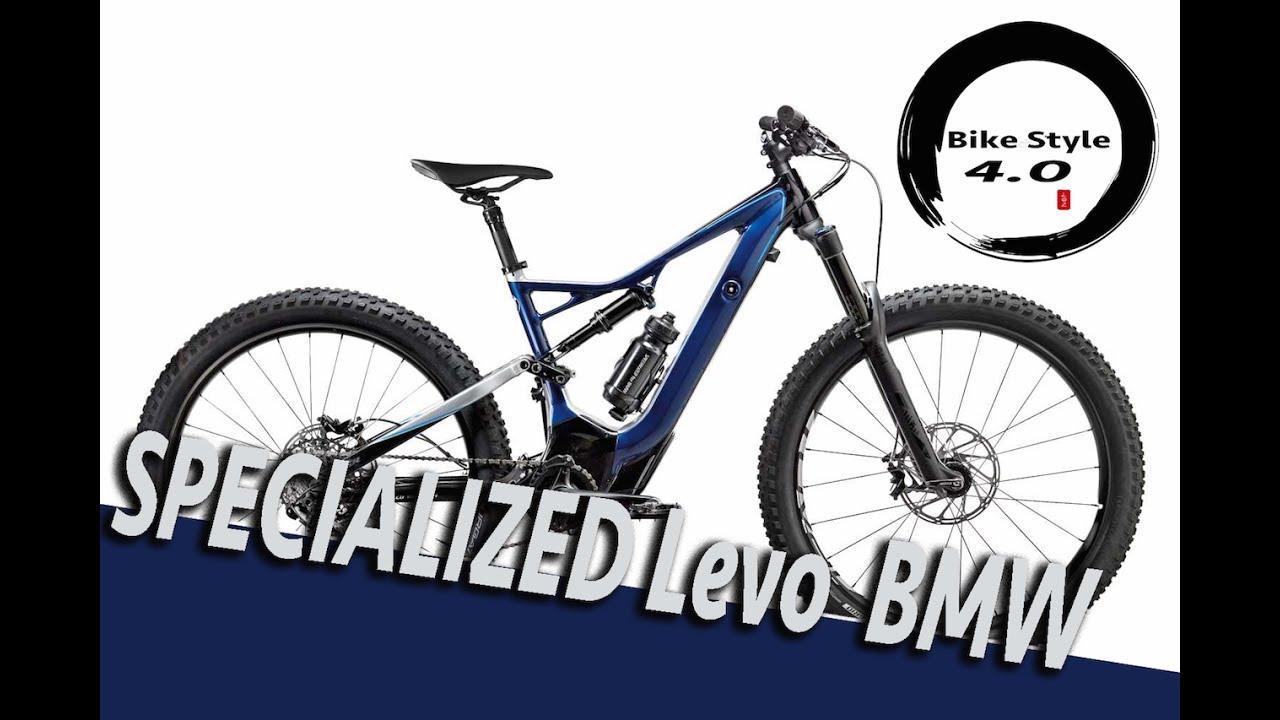 Specialized Levo Fsr Comp 6 Fatty Bmw Limited Editon 2017 18 E Bike