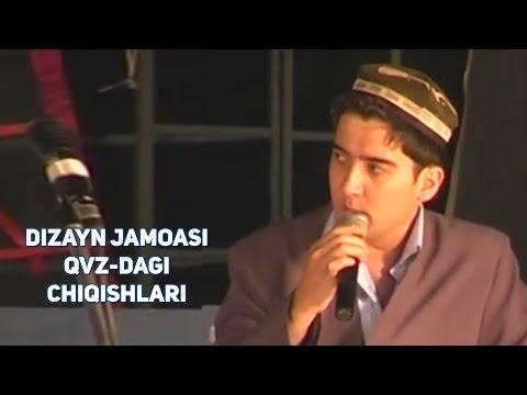 Dizayn Jamoasi - QVZ-dagi Chiqishlari