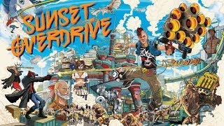 Sunset Overdrive Trailer - E3 2014