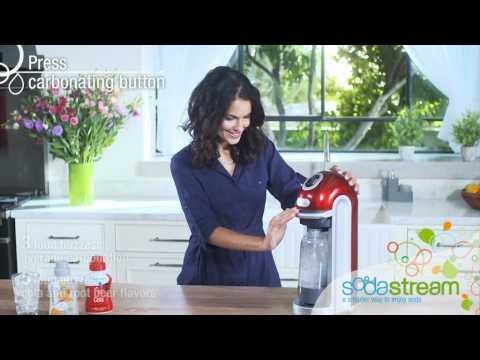 Thumbnail: How to use Your SodaStream Fizz Soda Maker