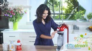 How to use Your SodaStream Fizz Soda Maker
