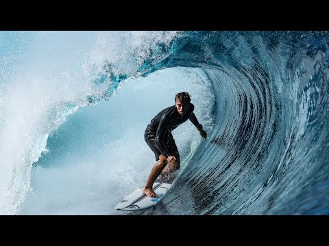 Canon EOS-1D X Mark III | Behind the Scenes with Surf Photographer Ben Thouard