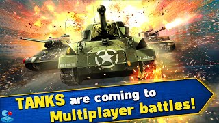 Brothers In Arms 3: Sons Of War Tanks Update Official Trailer By Gameloft