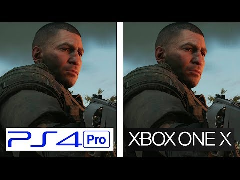 Ghost Recon Breakpoint | Xbox One X VS PS4 Pro | 4K Graphics & FPS Comparison