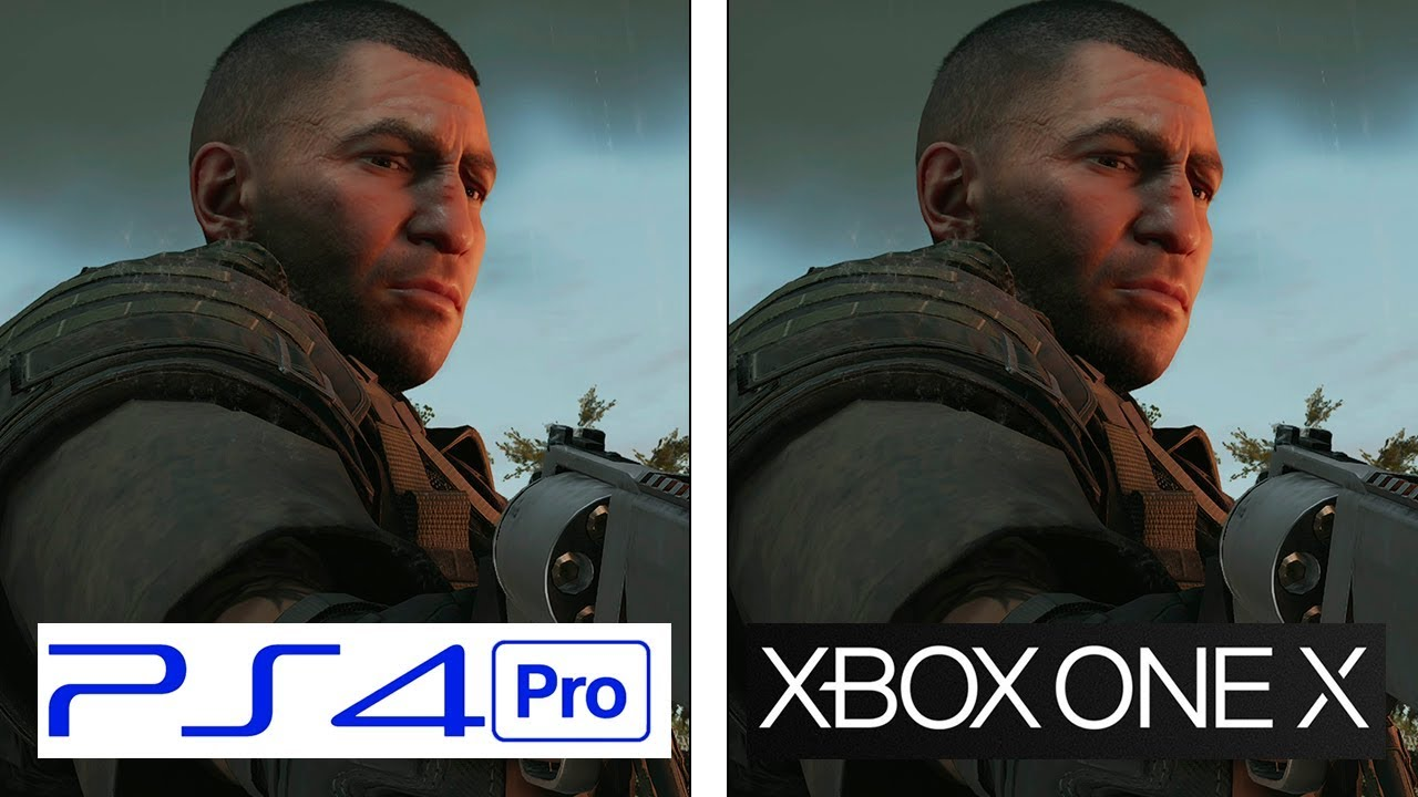 Ghost Recon Breakpoint | Xbox One X VS PS4 Pro | 4K ...Xbox One X Vs Ps4 Pro Graphics