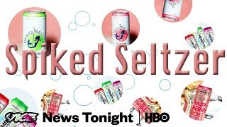 Why Everyone Is Obsessed With Spiked Seltzer (HBO)
