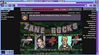 Hypnospace Outlaw: Quick Look (Video Game Video Review)