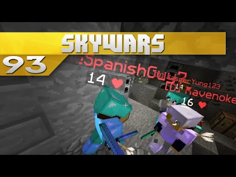 Minecraft: SkyWars || 93 || Poetendo Hacker