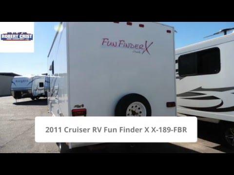 2011-cruiser-rv-fun-finder-x-x-189-fbr---great-trailer-for-sale-at-robert-crist