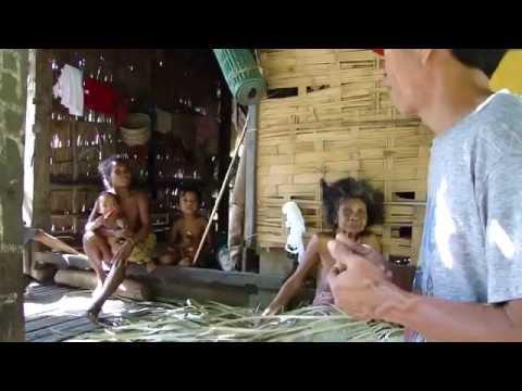 Batak Tribe (Kalakwasan Village), Palawan Island