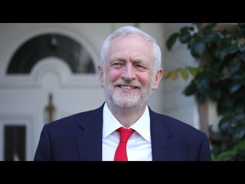UK Labour leader speaks out