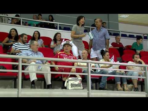 Dinamo Tbilisi vs. Maccabi Tel Aviv