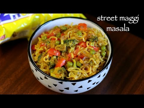 Maggi noodles recipe maggi masala noodles maggi recipes maggi noodles or maggi masala noodles video recipe forumfinder Images
