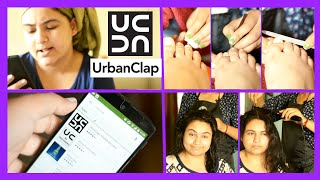 Urban Clap App review! {Delhi fashion blogger} pds