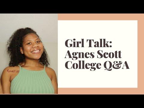 Girl Talk: Agnes Scott College