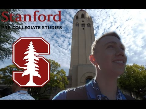 STANFORD PRE COLLEGIATE VLOG Part 1