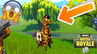 HOW TO FIND THE NEW SECRET RARE GOLDEN LLAMA IN FORTNITE! | THE BIGGEST EASTER EGG IN FORTNITE!