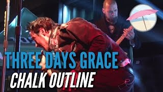 Three Days Grace - Chalk Outline (Live at the Edge)