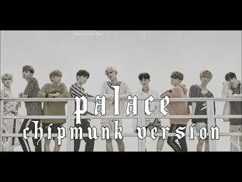 D-CRUNCH - Palace [Chipmunk Version]