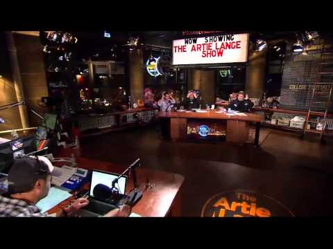 The Artie Lange Show - Casey Stern (in-studio) Part 2