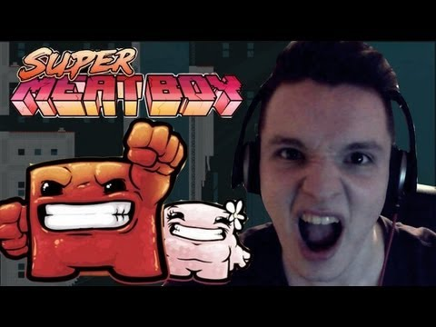 SCHARFE SÄGEN!!! - Super Meat Boy - part 8