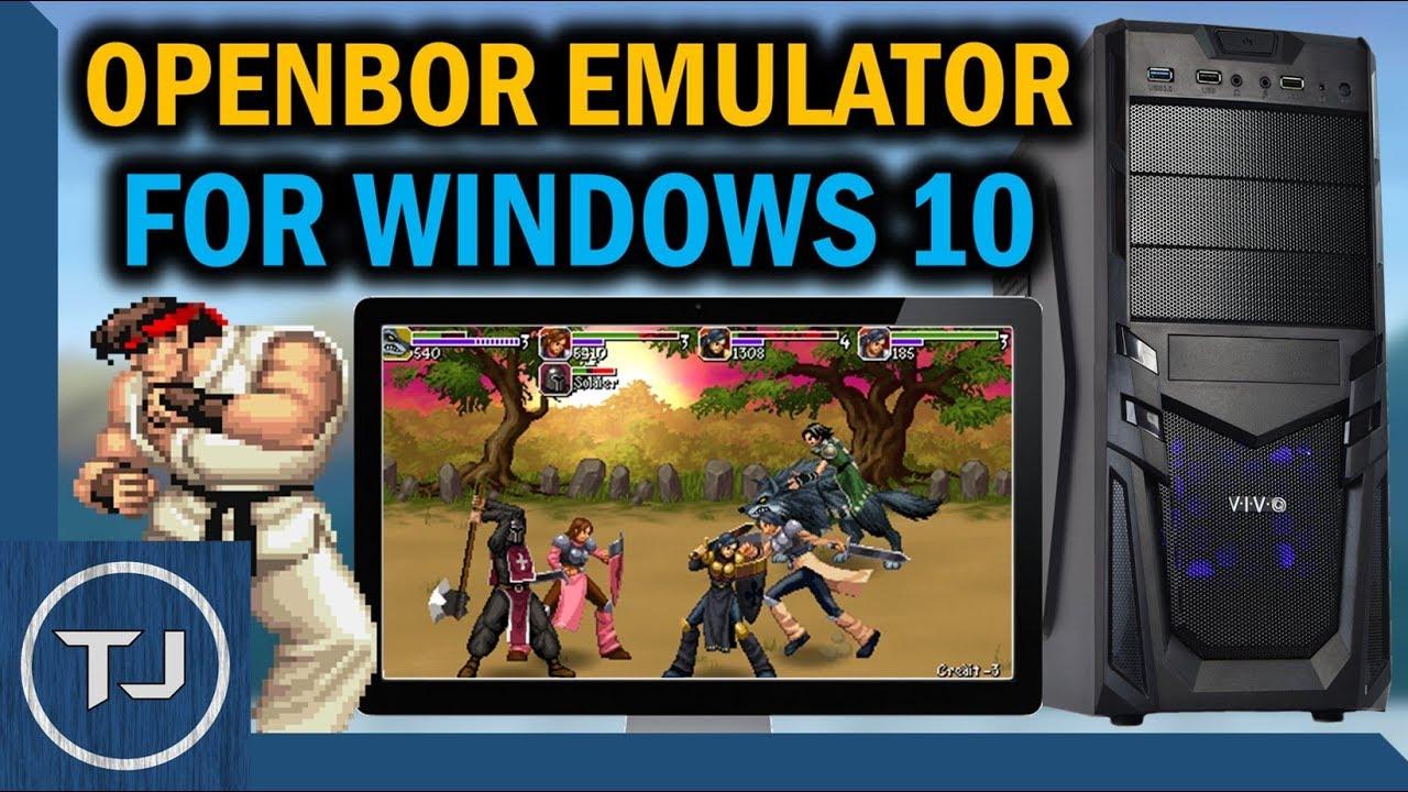 Download openbor emulator