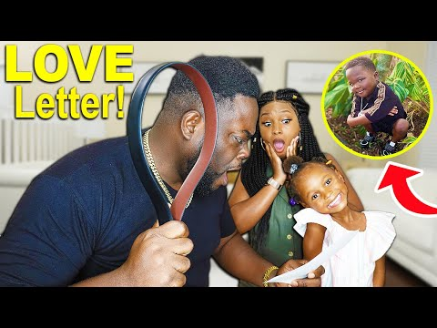 Layla Gets a Love Letter from Antwain from WHERE WE BOUT TO EAT AT! (Daddy's not happy) from YouTube · Duration:  17 minutes 37 seconds