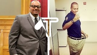 TRANSFORMATION: Military Veteran's ASTOUNDING 168 Pound Weight Loss